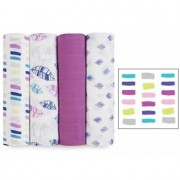 Aden + Anais Arrullo Muselina Classic Wink aden+anais (1 ud) - Painterly