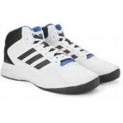 ADIDAS CLOUDFOAM ILATION MID Men Basketball Shoes For Men(White)