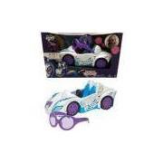 Brinquedo Carro Branco My Little Pony Rainbow Rocks - Hasbro