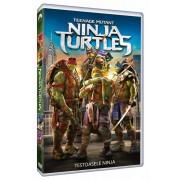 Teenage Mutant Ninja Turtles: Megan Fox,Jeremy Howard,Alan Ritchson - Testoasele Ninja (DVD)