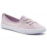 Гуменки CONVERSE - Ctas Ballet Lace Slip 564314C Plum Chalk/Washed Lilac