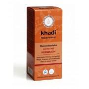 Khadi Növényi Hajfestékpor Természetes mogyoróbarna 100 g