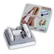 Bausch Set de instrumente pentru manichiură și pedichiură Beauty 0333