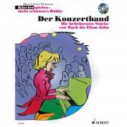 Schott Music Der Konzertband Heumann, Klavier mein Hobby