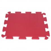 Tatame de EVA Vermelho 50x50 - Unitário