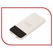 Аккумулятор Devia JU Wireless 8000mAh White