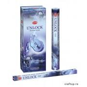 Bețișoare parfumate HEM - Unlock