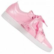 PUMA Smash Buckle Dames Sneakers 369638-03 - roze - Size: 38