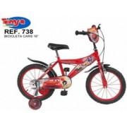 Bicicleta 16 Cars - Toimsa