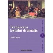 Traducerea textului dramatic