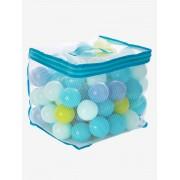 VERTBAUDET 100 bolas em plástico branco claro bicolor/multicolo
