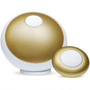LE-103 GOLDEN REMOTE BELL