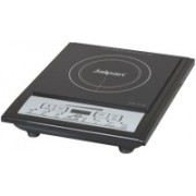Jaipan JIC-3006 2000W CRYSTAL Induction Cooktop(Black, Push Button)