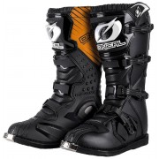 Oneal O´Neal Rider Botas de Motocross Negro 47