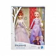 Frozen II Anna si Elsa set papusi 634325