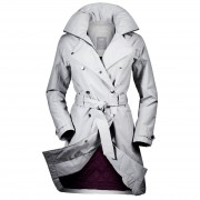Helly Hansen Womens Welsey Trench Insulated Parka White L