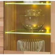 BELEUCHTUNG LED für Glasböden mit Farbwechsellicht 4-er Set mit Trafo
