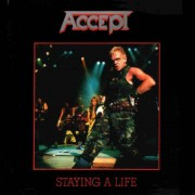 Accept - Staying A Life (0035627472022) (2 CD)