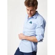 Scotch & Soda Vêtements - Scotch & Soda - REGULAR FIT- Shirt with sleeve collectors and fixed pochet