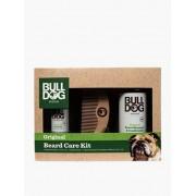 Bulldog Original Beard Care Kit Ansiktsvård Grön