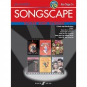 Faber Music Junior Songscape: Stage and Screen, Piano-Vocal, ECD