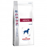 6kg Hepatic HF 16 Royal Canin Veterinary Diet ração