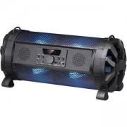 Преносима аудио караоке система Diva Boombox BS40, Bluetooth, 30W, DWBS40BT