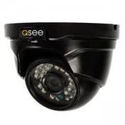 AHD камера, куполна, водоустойчива, 1/3 CMOS, 2.0MP, 1080P, 3.6mm, IR-30 - Q-SEE, QTH8056D