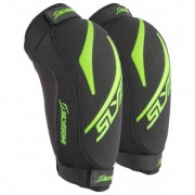SHRED - Elbowpro One Heavy Duty - Protection taille S/M, noir/vert