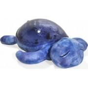 Lampa de veghe muzicala Tranquil Turtle Purple