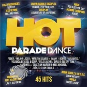 Video Delta V/A - Hot Parade Dance 2016 - CD