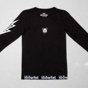 LoowFAT KIDS Loow T-shirt Black