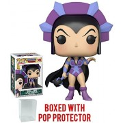 Funko Pop! Television: Masters of the Universe - Evil Lyn Vinyl Figure (Bundled with Pop BOX PROTECTOR CASE)