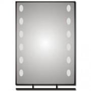 Zrcadlo ZT-F010 70x50cm s poličkou a osvětlením