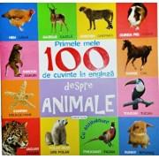 Primele mele 100 cuvinte in engleza - despre animale/***