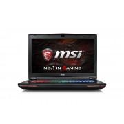 """MSI Gaming GT72VR 6RE-040UK Dominator Pro 2.6GHz I7-6700HQ 17.3"""" 1920 x 1080pixels Black Notebook"""