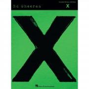 Hal Leonard Ed Sheeran: X