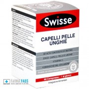 Health And Happines (H&h) It. Swisse Capelli Pelle Unghie 60 Compresse