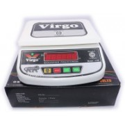 Virgo Indoson V 58 Weighting Scale07 Weighing Scale(White & Black)
