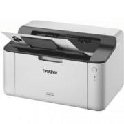 Лазерен принтер Brother HL-1110E, монохромен, 2400x600dpi, 20стр/мин, USB2.0, A4, 2+1 г.