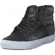 Vans SK8-Hi 46 MTE (Pebble Leather) black, Skor, Sneakers & Sportskor, Höga sneakers, Grå, Dam, 36
