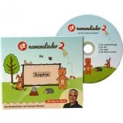 Namenslieder Personalisierbare Namenslieder CD 2 mit Sky du Mont