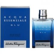 Salvatore Ferragamo Acqua Essenziale Blu Eau de Toilette para homens 100 ml