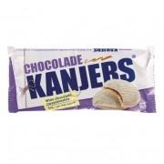 Kanjers Choco Caramelwafel wit