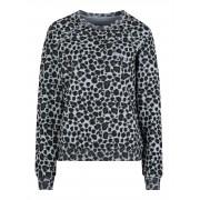 Hey Honey Sweater 'Leo' schwarz / blau S,M,L
