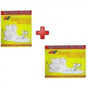 Right Traders Mouse Glue Pad - Kill Rat Mouse Without Poisons 2 NOS