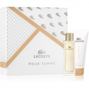 Lacoste Pour Femme lote de regalo IX. eau de parfum 50 ml + leche corporal 100 ml