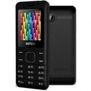 Intex Eco i10 Dual Sim Mobile With 1.8 Inch Display/0.8 MP Camera/Torch/Auto Call Recording/ FM/Games