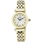 Seiko Analog White Dial Womens Watch - Srz402P1