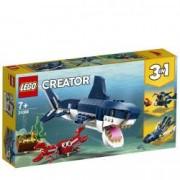 LEGO CREATOR Creaturi marine din adancuri 31088 pentru 7+
